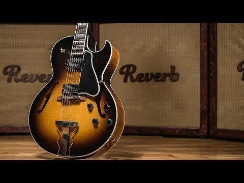 Gibson ES-175 Guitar | Reverb Demo Video