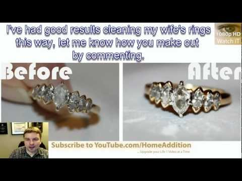 How to Quickly Clean Jewelry at Home in a Pinch