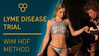 Wim Hof Method Lyme Disease Trial