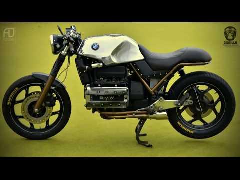 BMW K100 GORILLA Custom