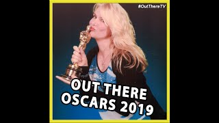 Oscar 2019 - Glenn Close - Out There at The Oscars  -  Tips on Getting Red Carpet Ready #OutThereTV
