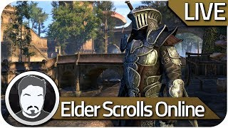 (EN/RU) ESO: MORROWIND - GROUP DUNGEONS! - Elder Scrolls Online Livestream (PC)