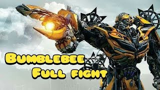 Bumblebee  all clip battle