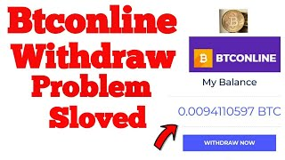 Cover images Btconline All  Withdrawal  Tricks