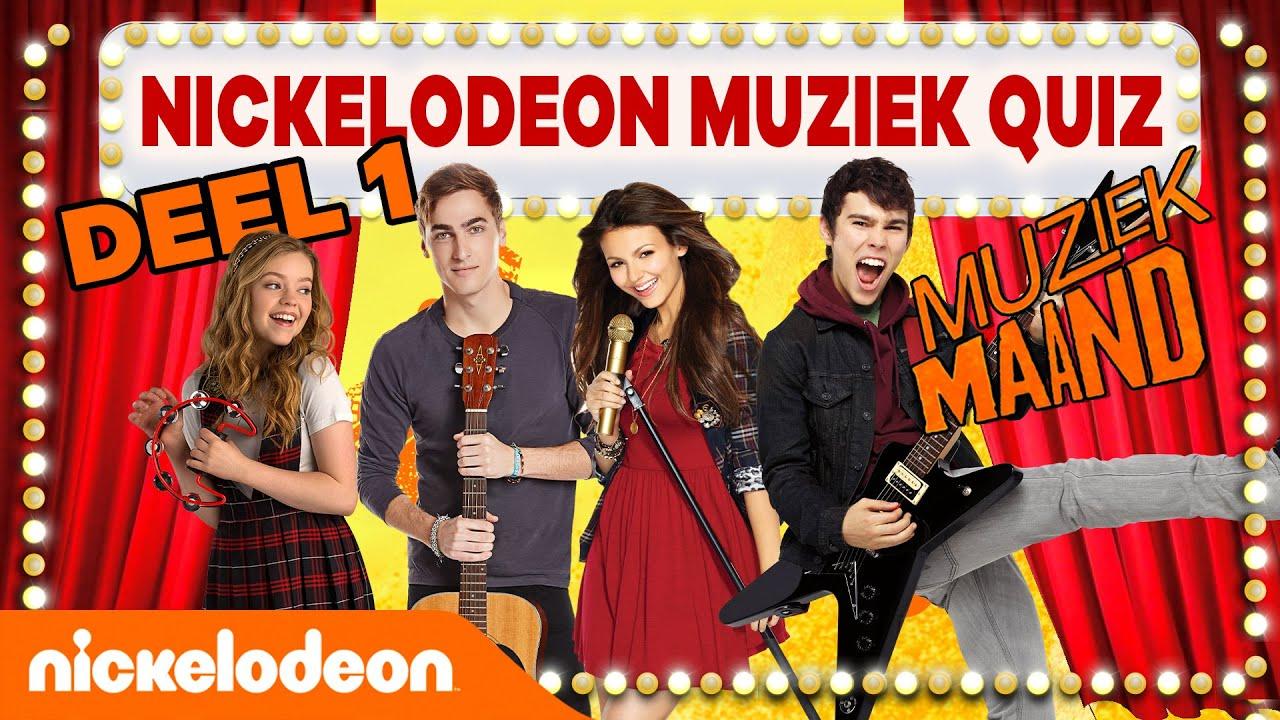 WEET JIJ WELKE TITELSONG FOURCE HEEFT INGEZONGEN? 🐢 | WIST JE DATJE QUIZ | Nickelodeon Nederlands