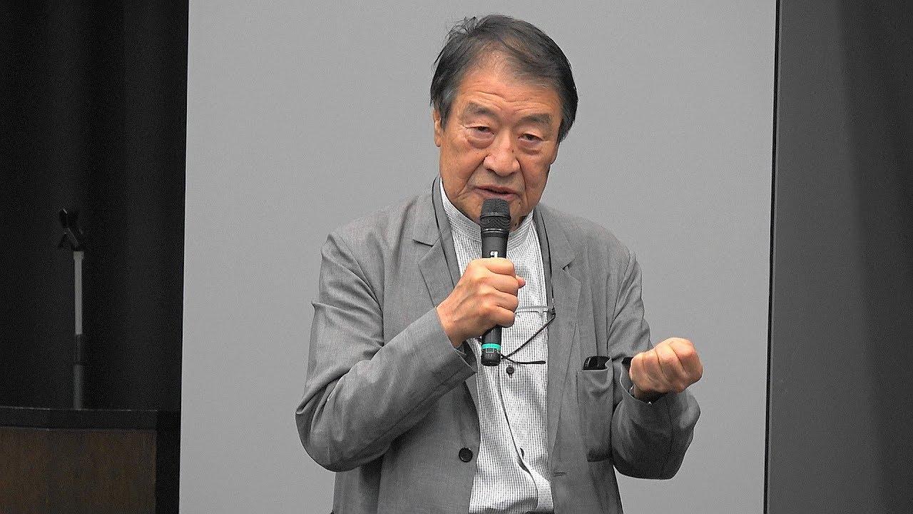 山田正彦氏(元農林水産大臣・弁護士)スピーチ「ストップ!日米FTA ...