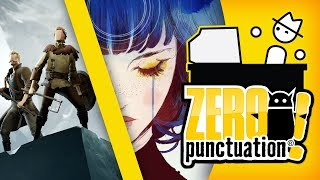 Gris and Ashen (Zero Punctuation) (Video Game Video Review)