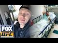 3/22 MMA/UFCニュース 右膝の手術を終え麻酔薬の影響かハイなスティーブン・トンプソン