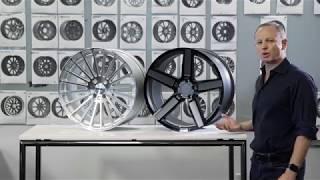 FUEL AUTOTEK Media: TSW Alloy Wheel Finishes