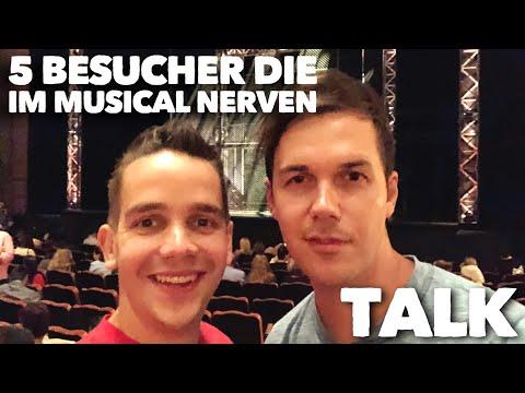 5 Typen Die Im Musical Nerven (Adrian Schämt Sich)