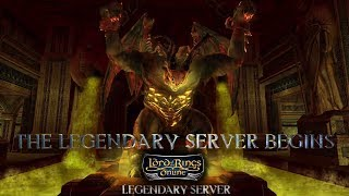 Legendary Server - Launch Trailer - Lord of the Rings Online
