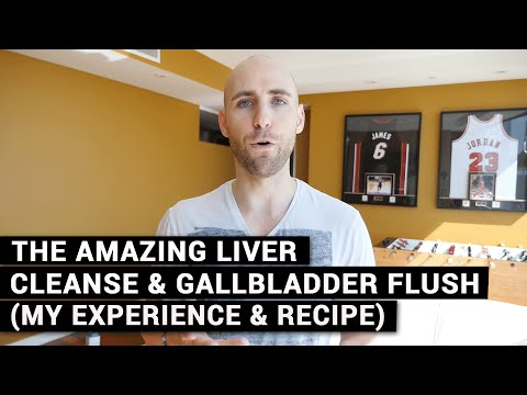 The Amazing Liver Cleanse & Gallbladder Flush (My Experience & Recipe)