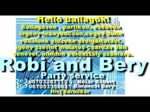 Mulatós mix 4   Roby & Bery