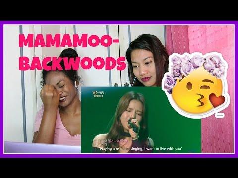 MAMAMOO-Backwoods | Reaction