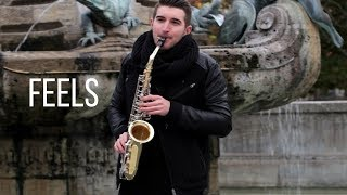 Feels - Calvin Harris [Sax Cover Vescu] (featuring Pharrell Williams, Katy Perry & Big Sean)