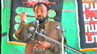 Syed Zawar Hussain Shah  Marhoom ( Maari ) Chakwal 21-11-1994