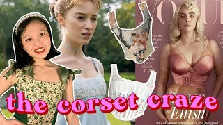 everything you need to know about the corset trend