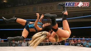 TNA Impact Wrestling REVIEW 9/3/14 (Gail Kim & Taryn Terrell steal the show)