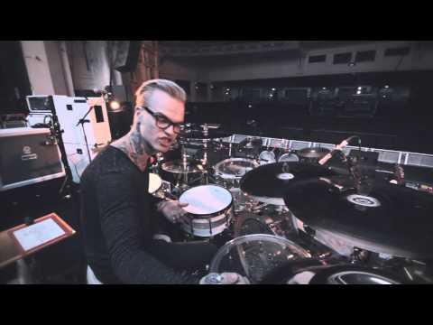 Placebo - Steve Forrest Kit Walkthrough [SJC + Zildjian]