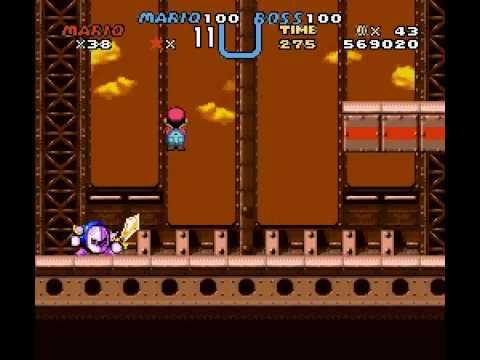 Brutal Mario #10 - Really tedious bosses