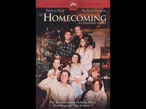 Base On A True Story 2016 - The Walton's Christmas Movie, The Homecoming  ✰ Hallmark Movies 2016