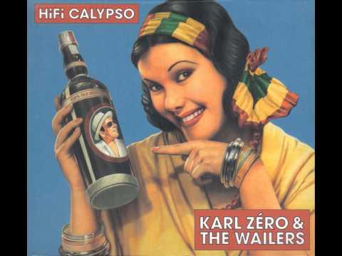 Karl Zéro & The Wailers - Coconut Woman (Instrumental Version)