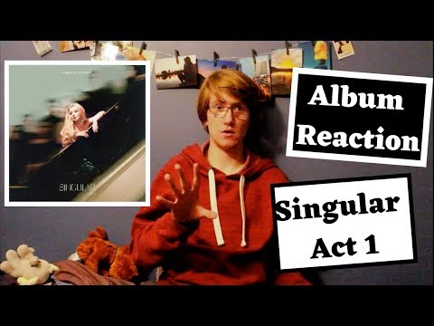 Sabrina Carpenter - Singular Act 1 ALBUM REACTION Mp3