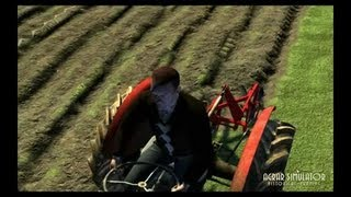 Agricultural Simulator: Historical Farming Launch Trailer