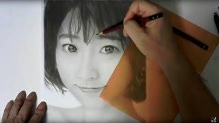 武田玲奈さんを描いてみたの超高速再生です。 元の動画はこちら https:/...