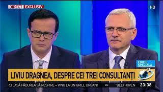 Baixar Liviu Dragnea, intervenție la Antena 3, după ce i-a atras atenția un detaliu-șoc din denunțul l