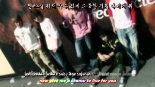 DBSK 동방신기 - Thanks To MV [eng + rom + hangul + karaoke sub]