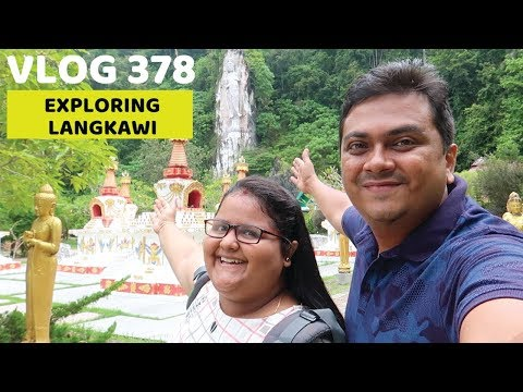 Vlog 378 - Exploring Unseen Langkawi - Wat Koh Wanararm & Orchid Farm