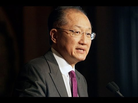 World Bank Group President: World Can End Extreme Poverty and Increase Shared Prosperity