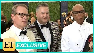 Emmys 2018: How RuPaul and Carson Kressley Feel About New Queer Eye Cast (Exclusive)