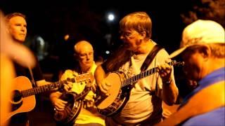 Bluegrass Inspiration ~ THE OCOEE PARKING LOT BLUEGRASS JAM
