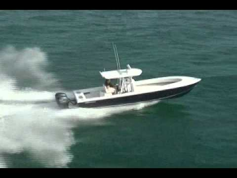 Competition 31' Fishing Boat