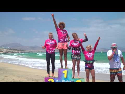 Day 2 PWA Fuerteventura Grand Slam 2017