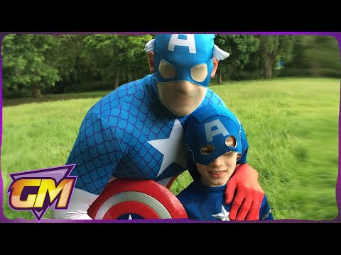 """Captain America 3 Parody: """"How to Beat Your Dad"""""""