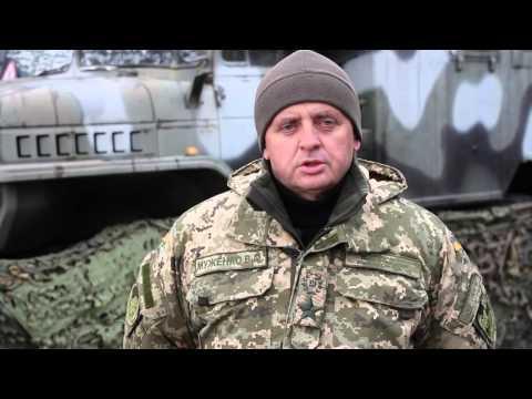 Привітання начальника Генштабу ЗСУ Віктора Муженка до Дня Збройних сил України