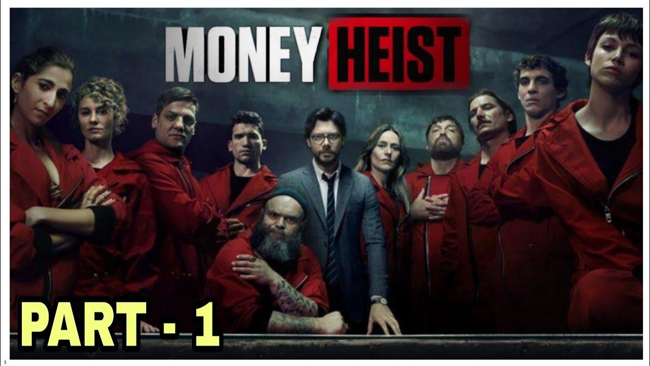 Money Heist Season-1| Episode-1 | Explained in Tamil | Film roll | தமிழ் விளக்கம்