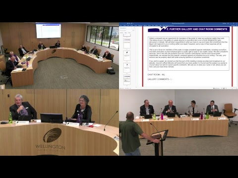 Council Meeting - 3 July 2018