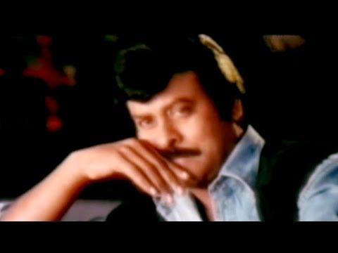 Choodalani Vundi Movie || Chiranjeevi & Anjala Zaveri Love Scene