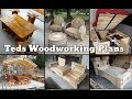 What You can build with Teds Woodworking Plans