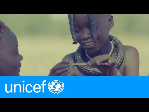 Health care on-the-go for Namibia's nomads | UNICEF