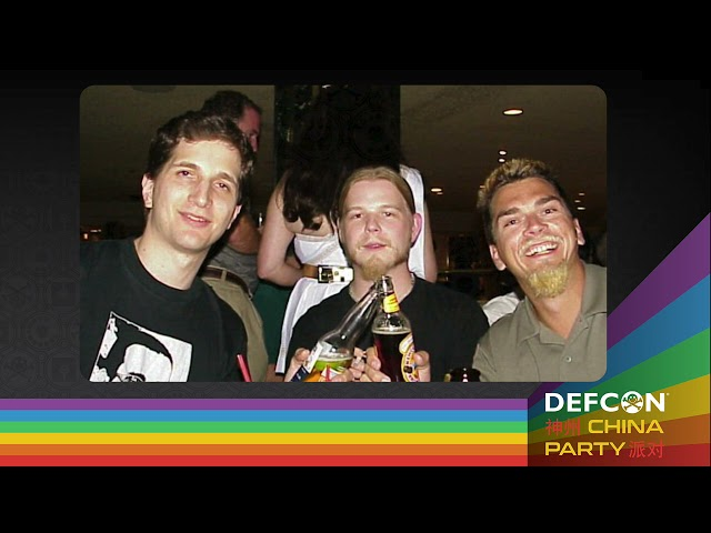 DEF CON China Party 2021 - DEF CON Culture - Dead Addict