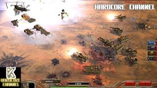 Generals Zero Hour Contra 007 FINAL - Hardcore - Китайский танковый генерал - Красный дракон
