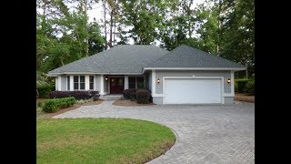 Completely Renovated Home For Sale In Palmetto Hall Hilton Head Island at 6 Cherry Hill Lane