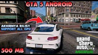 AKHIRNYA RILIS JUGA!! GTA 5 ANDROID   APK + DATA   FULL GTA 5 MAP MOD FOR GTA SA ANDROID