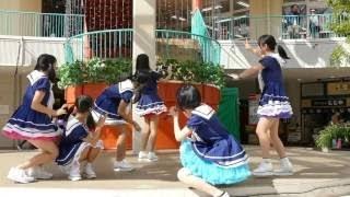 「未来少女A」「恋の受験」 前に別のグループで活動していたメンバーが...