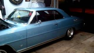 Chevy II walk around